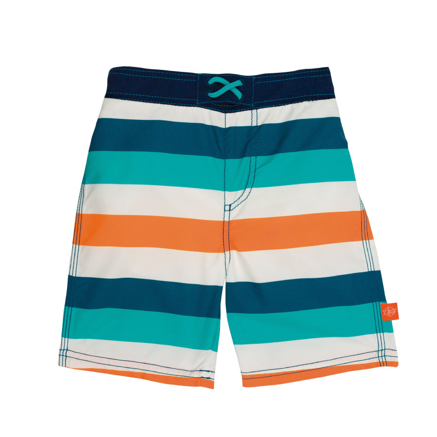 LÄSSIG Boys Splash & Fun Badehose, multicolor