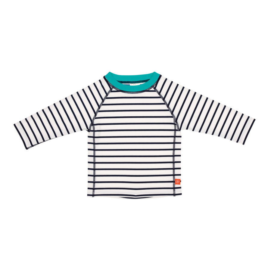 LÄSSIG Boys Splash & Fun Bade-Longsleeve Stripes blue