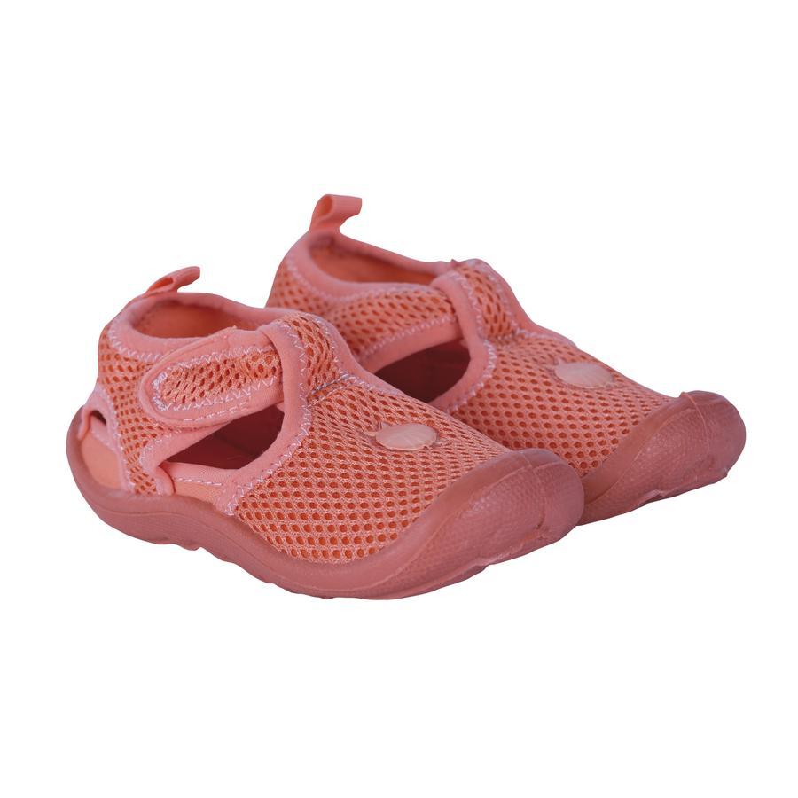 LÄSSIG Sandales de bain enfant Splash & Fun, orange