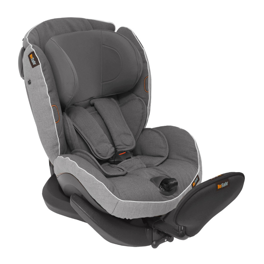 BeSafe Kindersitz iZi Plus Metallic Melange