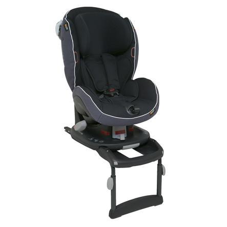 BeSafe Siège auto iZi Comfort X3 Isofix gr.1 Midnight Black Melange