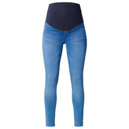 ESPRIT Jeggings avec nombril Medium Wash