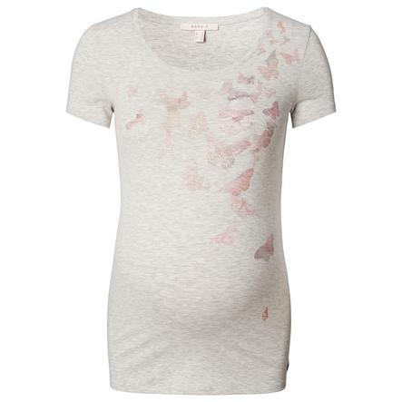 Esprit T-Shirt Schmetterling-Print