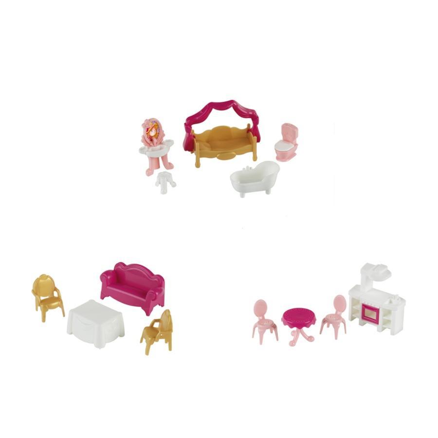 Theo klein Principessa Coralie Set mobili