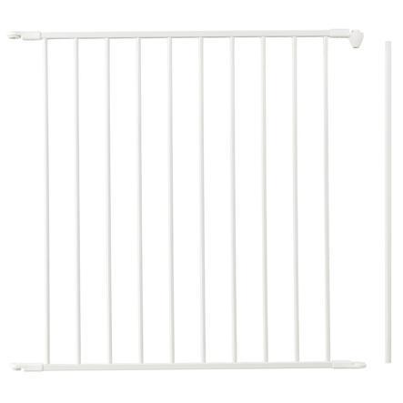 Baby Dan Extension de barrière Flex M/L/XL/Park-A-Kid, blanc