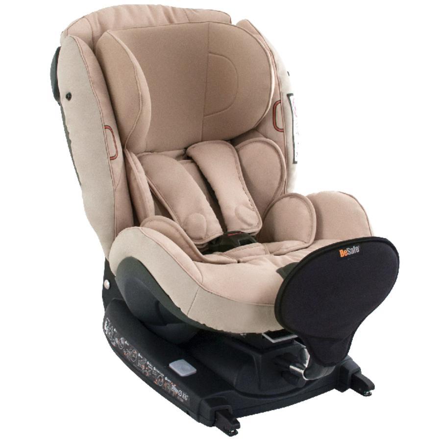 BeSafe Kindersitz iZi Kid X2 i-Size tone in tone Moonrock Beige