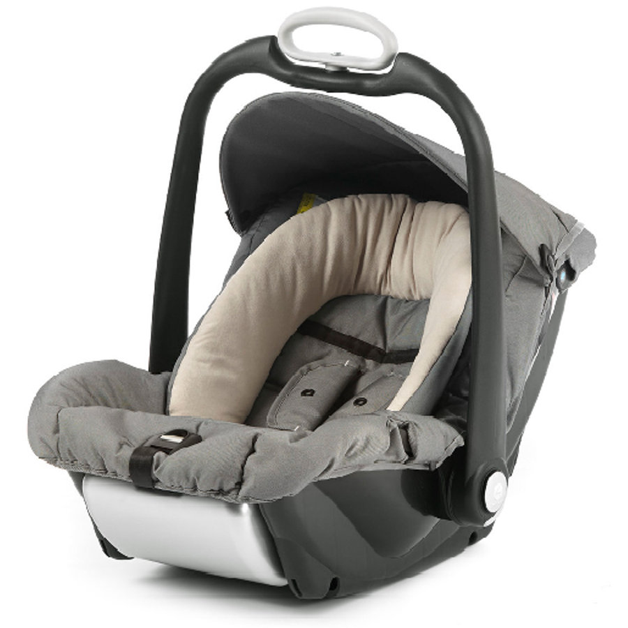 mutsy Exo Safe2Go Light Grey Urban Nomad Edition