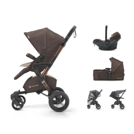 CONCORD Neo Mobility Set 2017 Toffee Brown