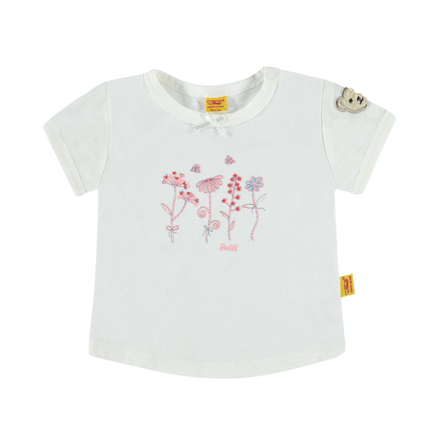 Steiff Girls T-Shirt cloud dancer