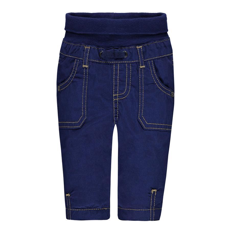 Steiff Boys Spodnie Jeans blueprint