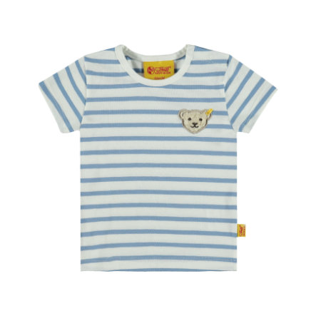 Steiff Girl s T-Shirt Ringel allure blu