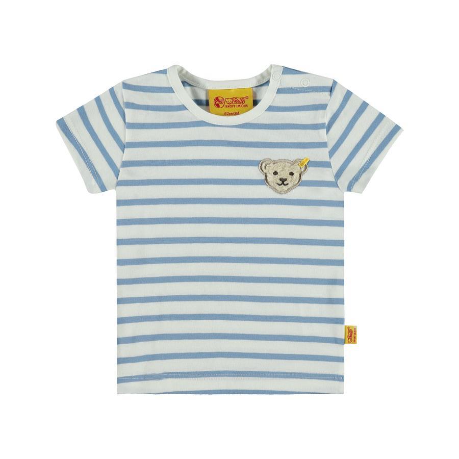 Steiff Girl s T-Shirt Ringel allure blauw
