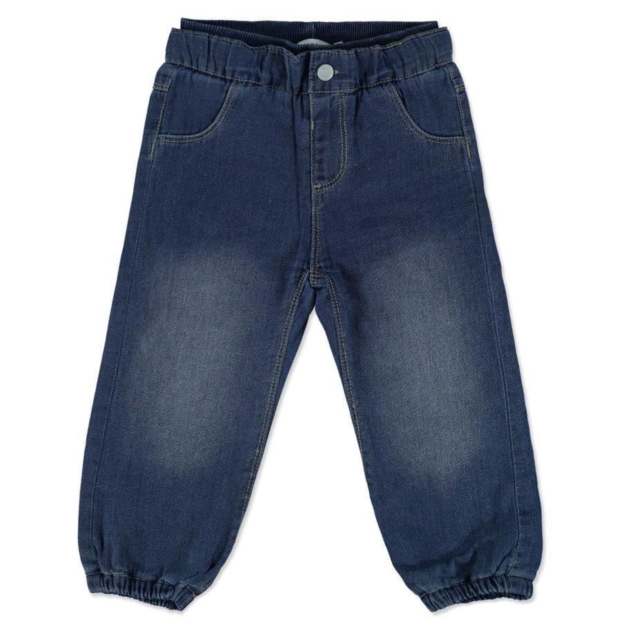 name it Boys Pantalon Sinur medium blauw denim