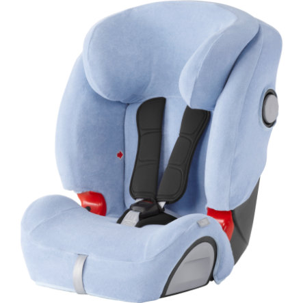 BRITAX RÖMER Kesäpäällinen malliin Evolva 123 SL SICT, sininen