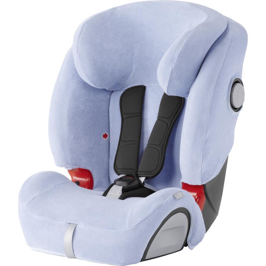 Britax Römer Housse été pour siège auto Evolva 123 SL SICT éponge, bleu