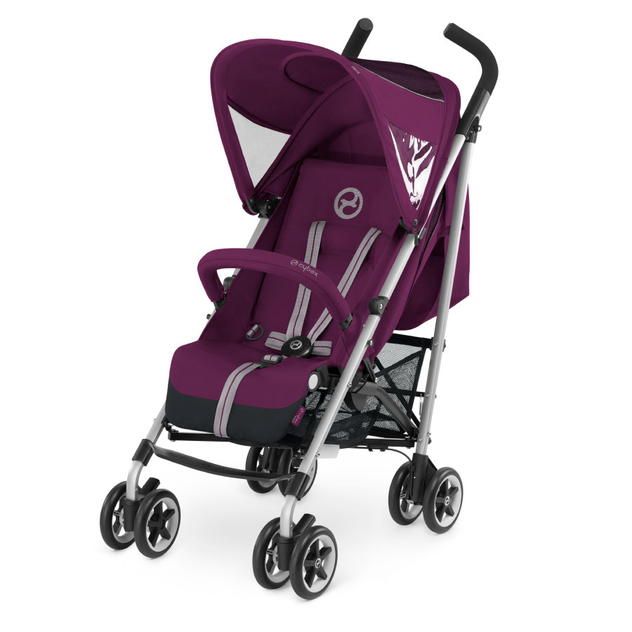 cybex GOLD Buggy Onyx Mystic Pink - Purple