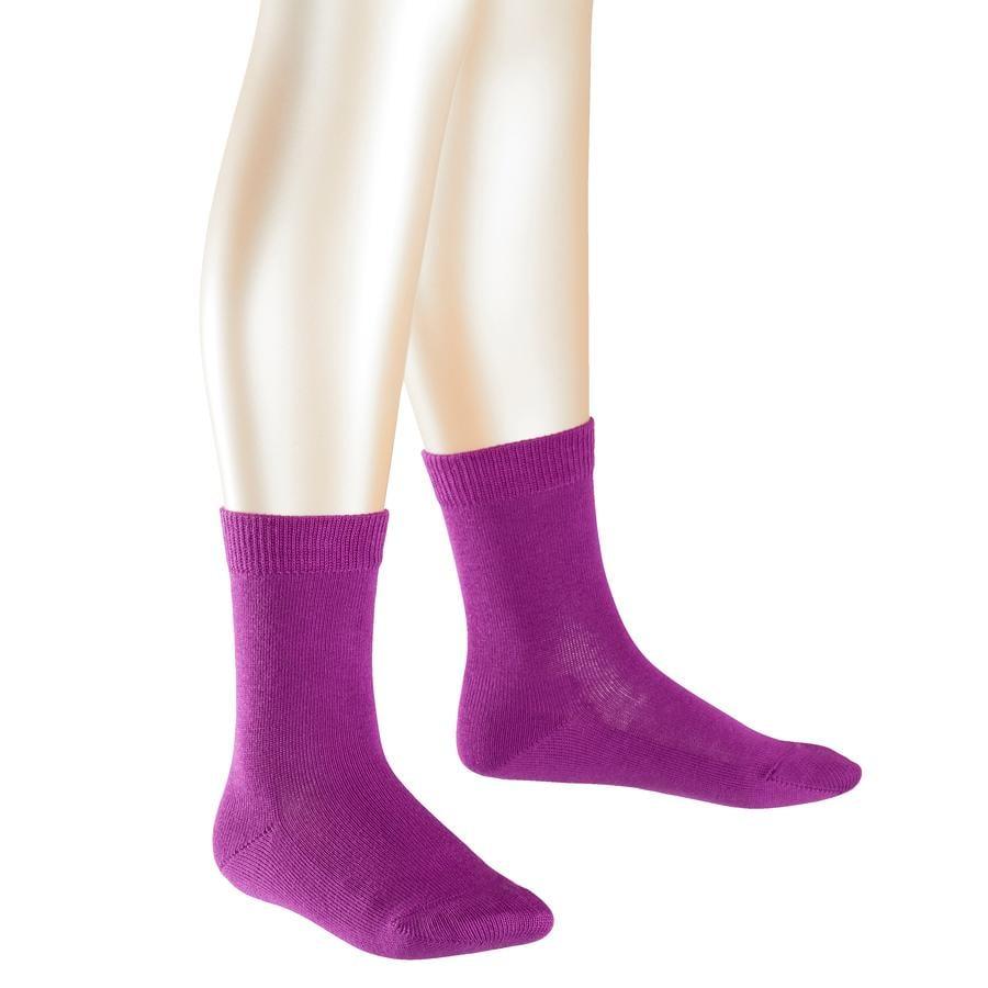 FALKE Socken Family crocus