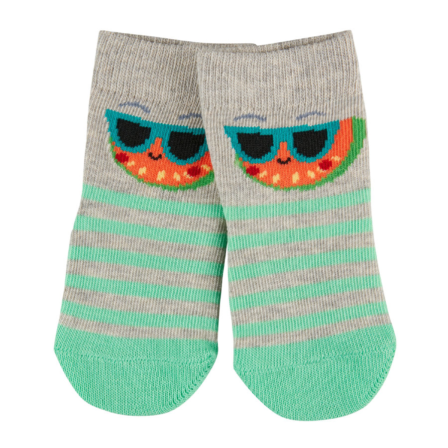 FALKE Socken Cool Melon storm grey