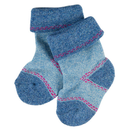 FALKE ABS-Socken Denim light denim