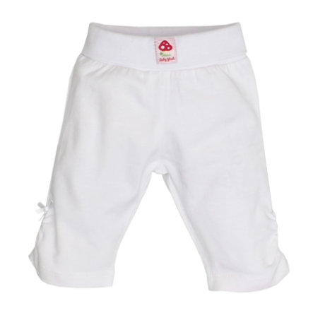 SALT AND PEPPER Baby Glück Girls Caprihose white