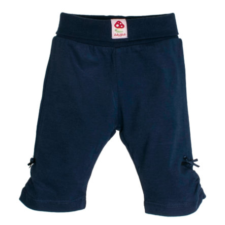 SALT AND PEPPER Baby Glück Girls Caprihose navy blue