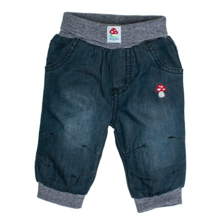 SALT AND PEPPER Baby Glück Boys Jeanshose blue denim