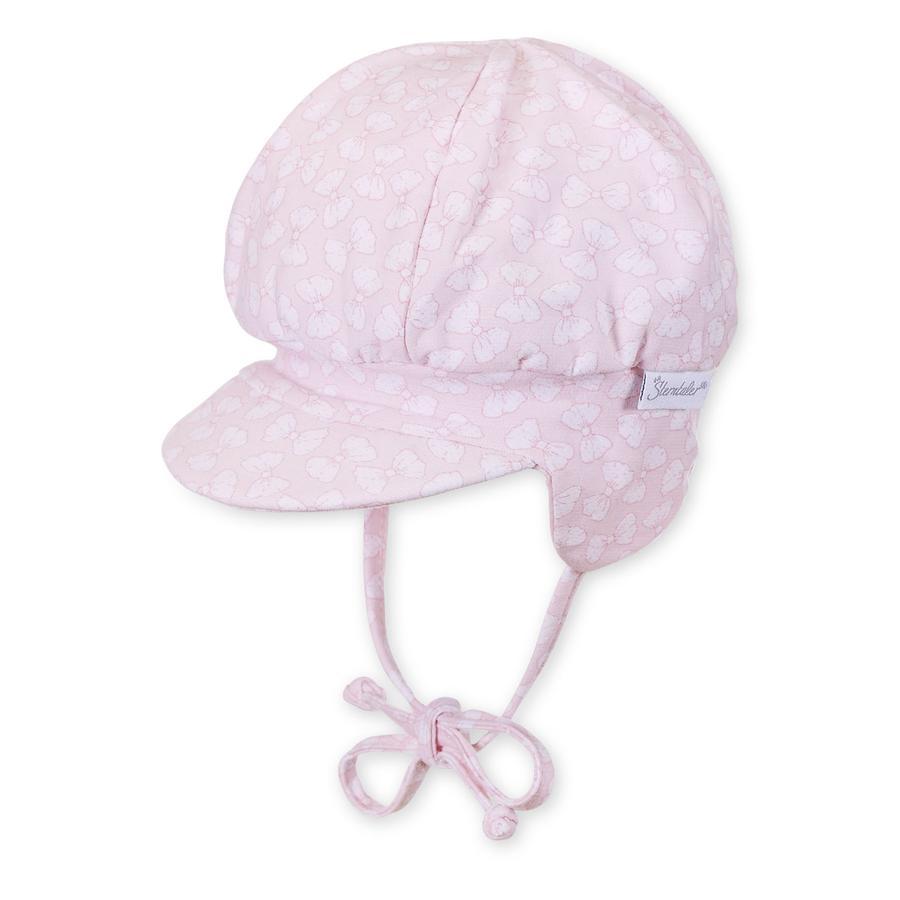 Sterntaler Girls Schildmütze rosa