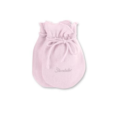 Sterntaler Girls Kradsevanter Strik pink