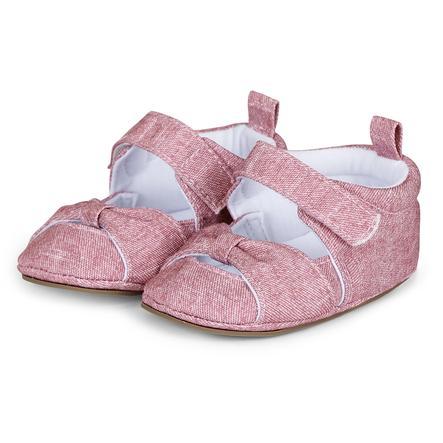 Sterntaler Girls Sandale Glitzer rosa