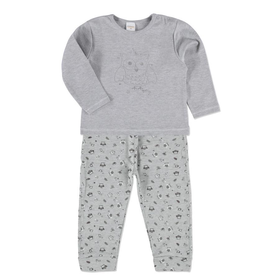 Staccato Baby Piżama soft grey melange