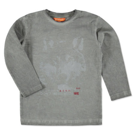 STACCATO Boys Shirt grey Wolf