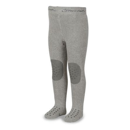 Sterntaler Kruipende Panty's Uni zilver-melange