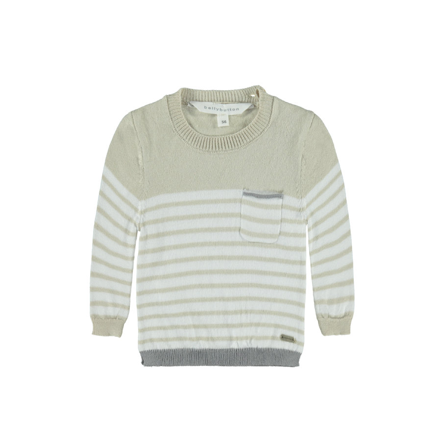 bellybutton Boys Pullover beige