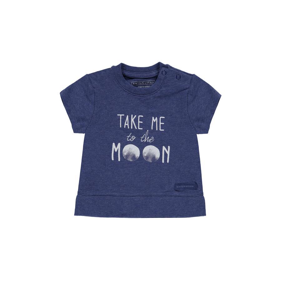bellybutton flickor-T-shirt twi ljusblå