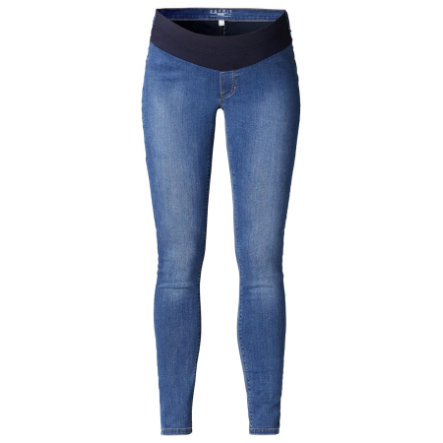 ESPRIT Jeggings premamá medium wash blue