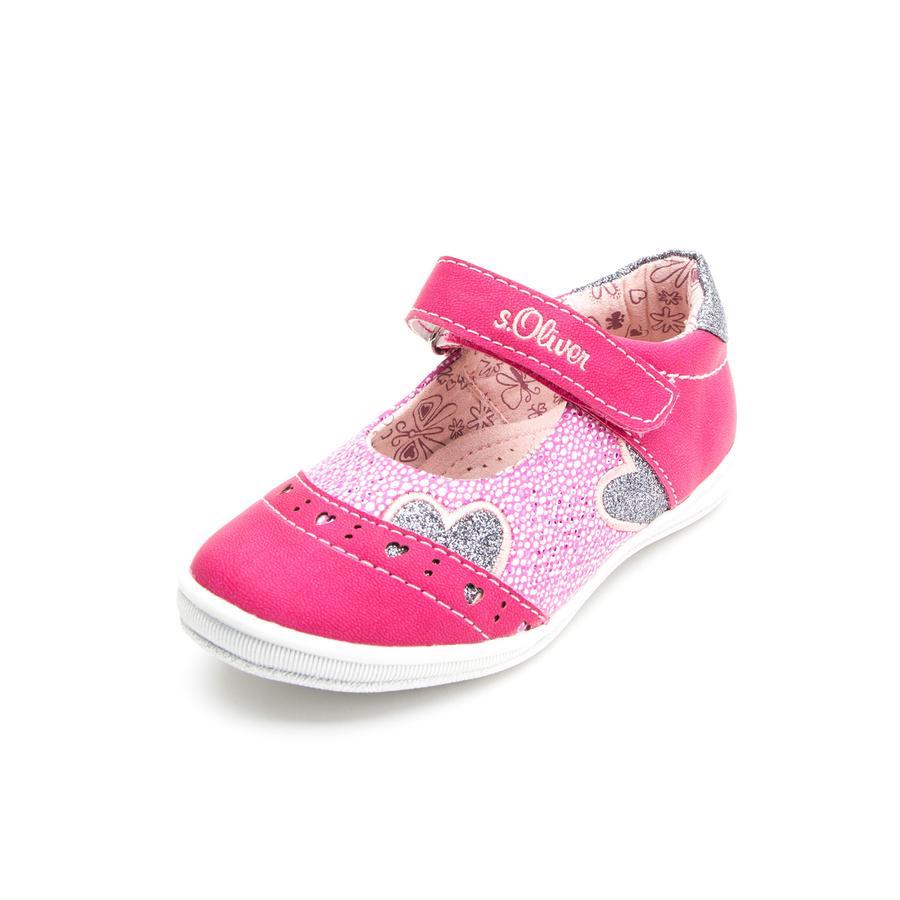 """s.Oliver shoes Sandaler """"Heart"""""""