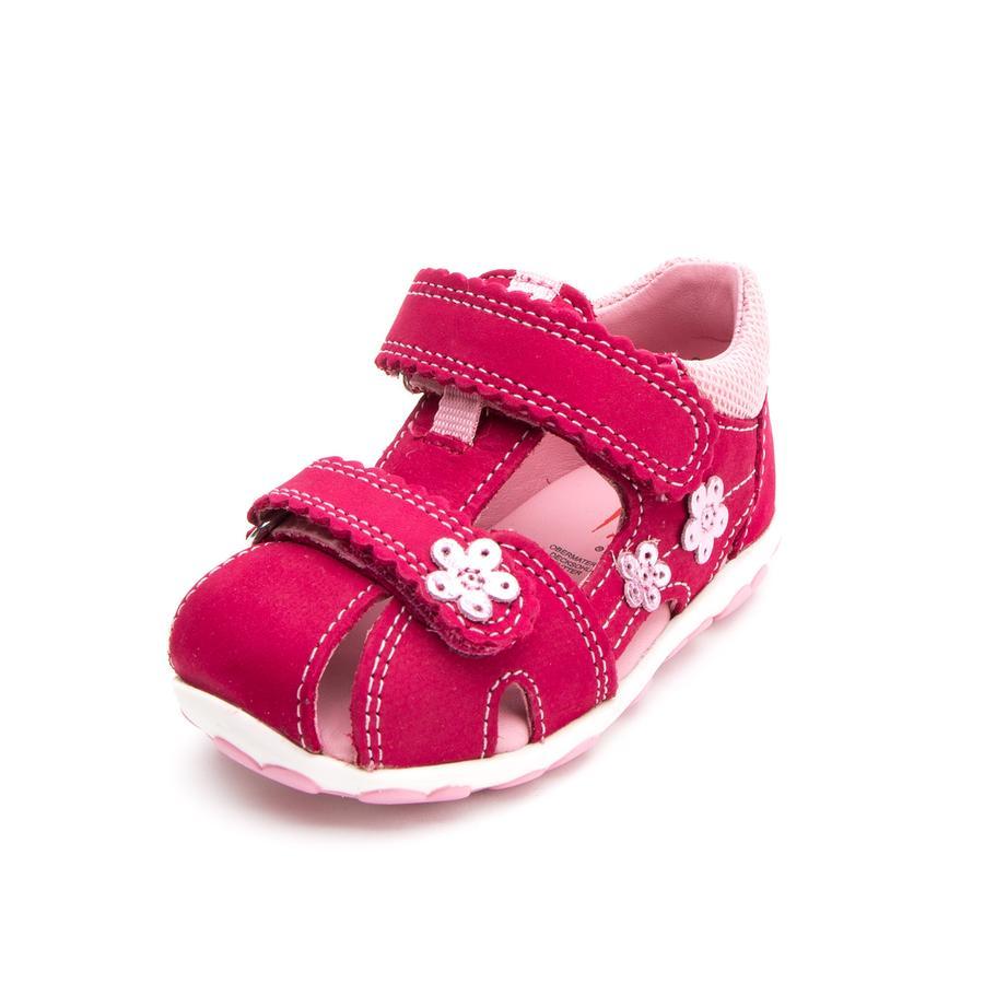 Superfit Girls Sandále Fanni pink kombi (střední)
