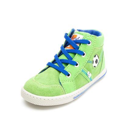 Lurchi Chlapecká dětská běžecká obuv Bingi green