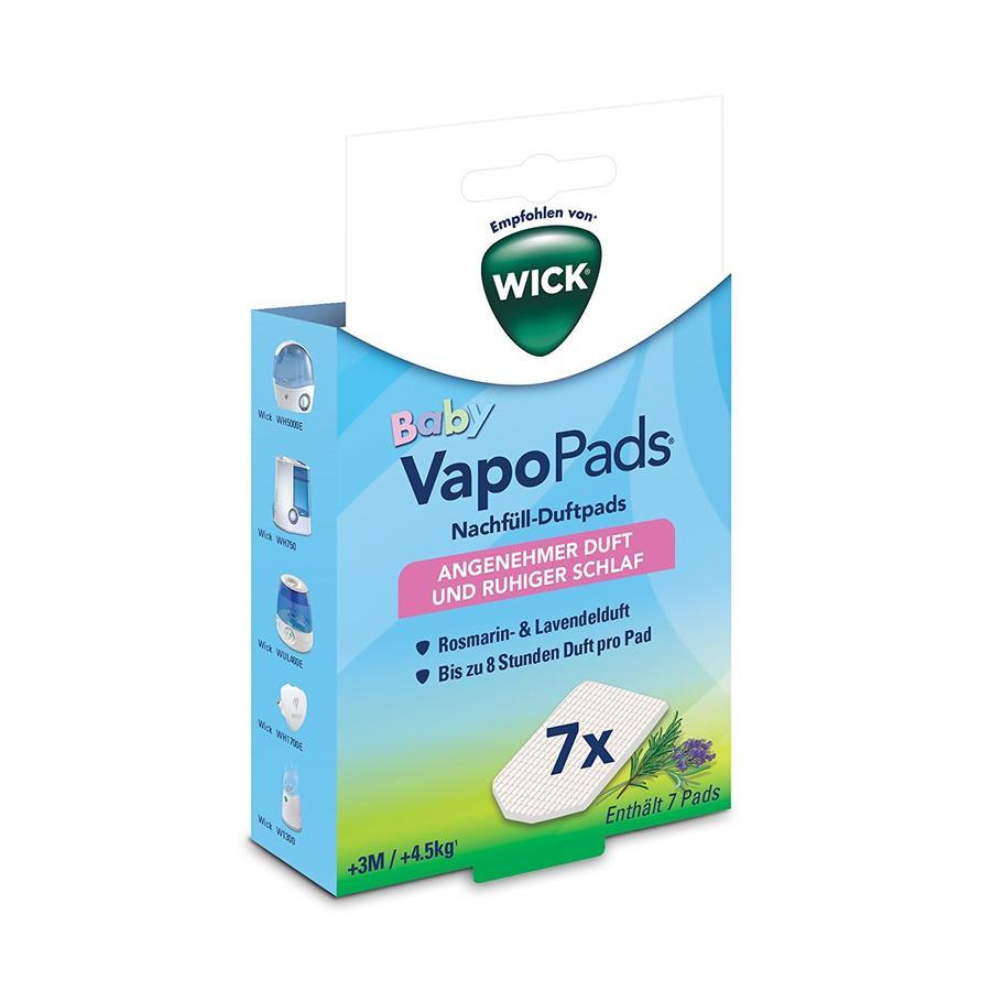 VICKS Dischetti VapoPads al rosmarino-lavanda