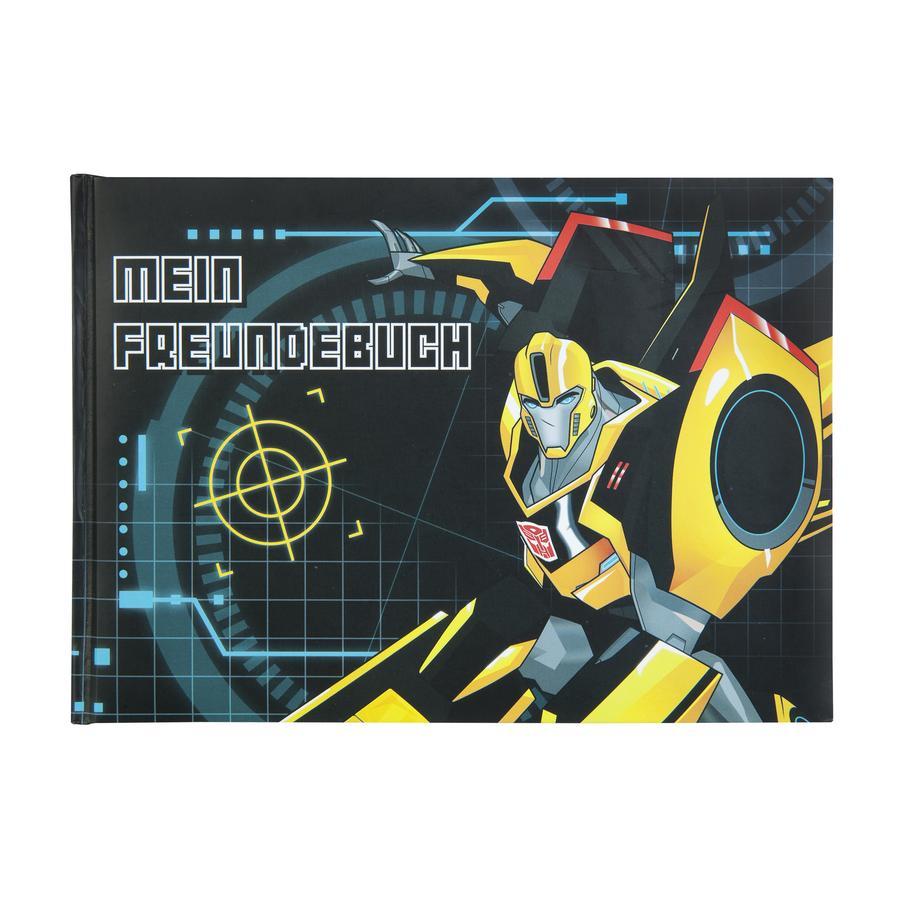 UNDERCOVER Venneblok A5 - Transformers