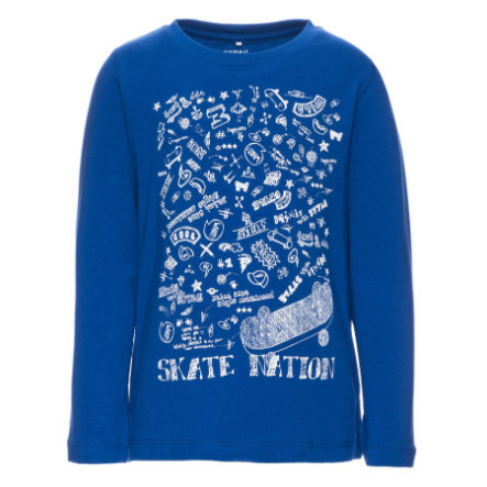 name it Boys Longsleeve Dingo mazarine blue