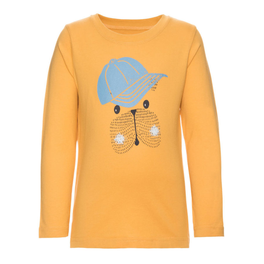 name it Boys Longsleeve Victordog golden apricot