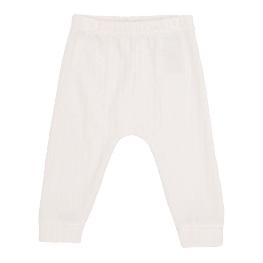 name it Pantalon Nicki Unnes blanc neige