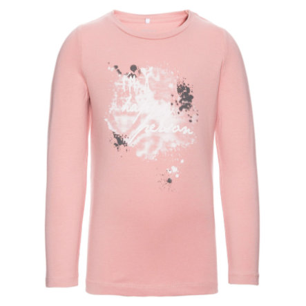 name it Girls Longsleeve Vixdorit rose tan