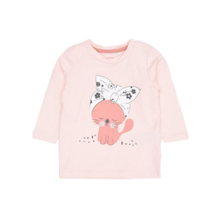 name it Girls Longsleeve Jilling pink dogwood