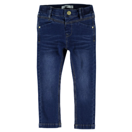 name it Boys mésange en denim bleu moyen