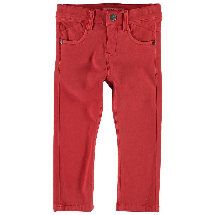 name it Boys Jeans Jon aurora red