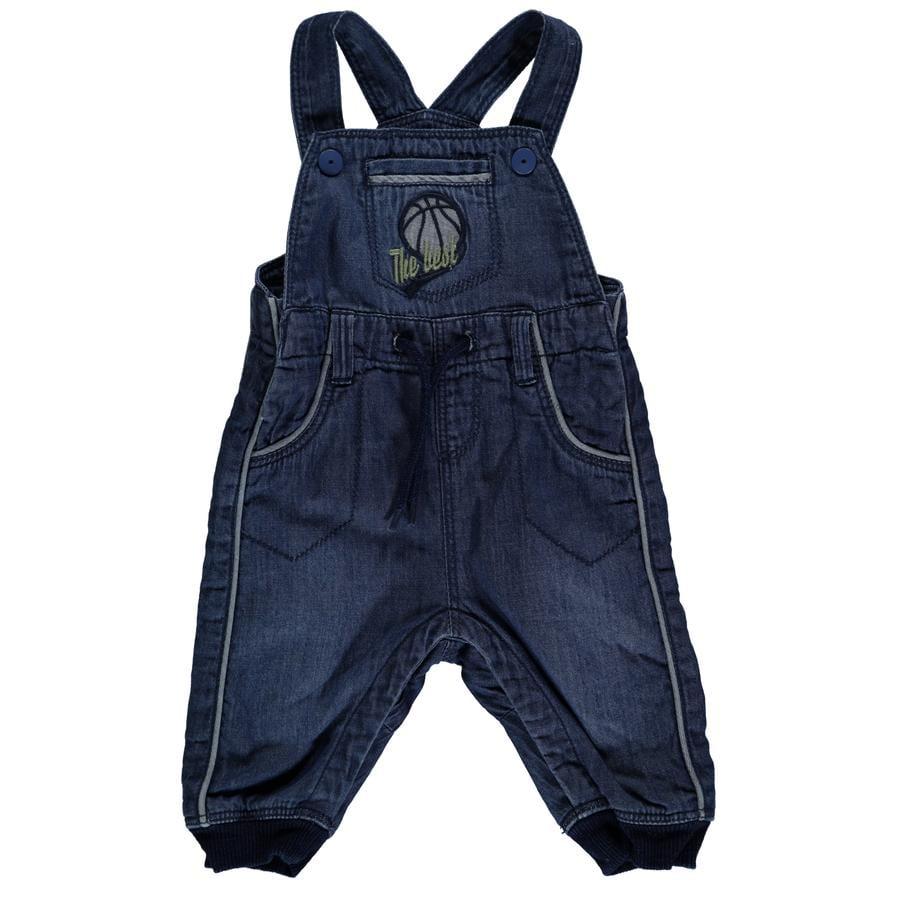 name it Boys Jeans Dungarees Bastian blu denim medio blu denim