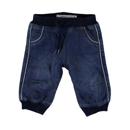 name it Boys Jeans Bastian medium blue denim