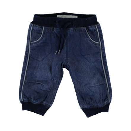 name it Boys Jeans Bastian medium blue denim